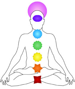 Chakras in human body