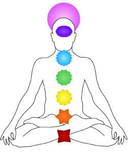Chakras in human body